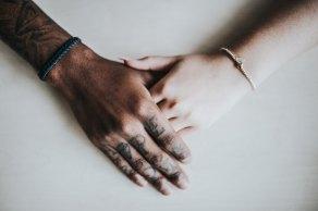main homme femme