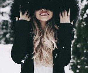 femme manteau hiver