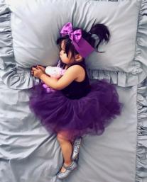 petite fille dodo