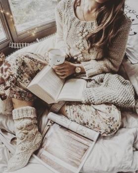 femme lit