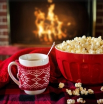 tasse pop corn