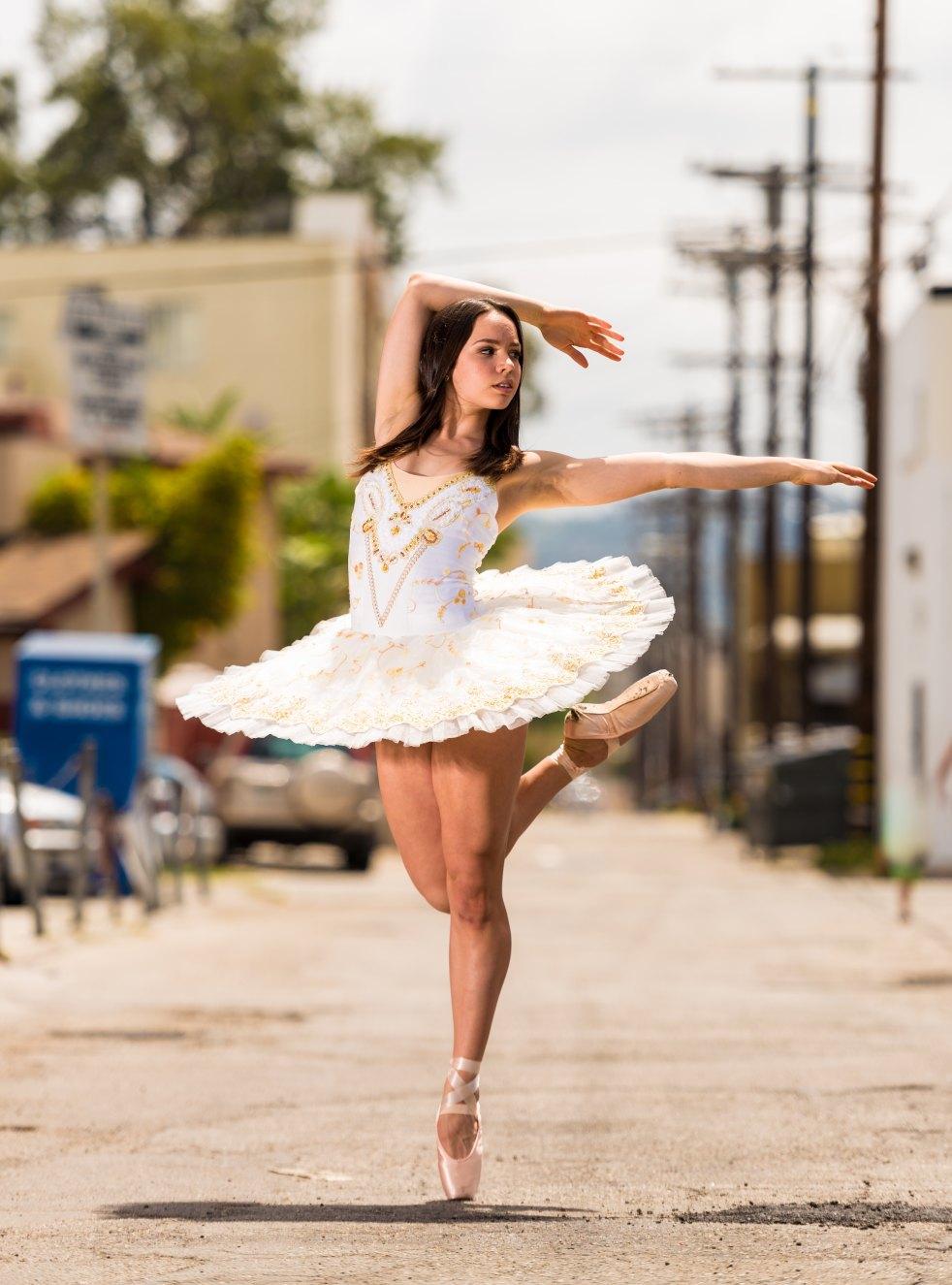 Femme qui danse