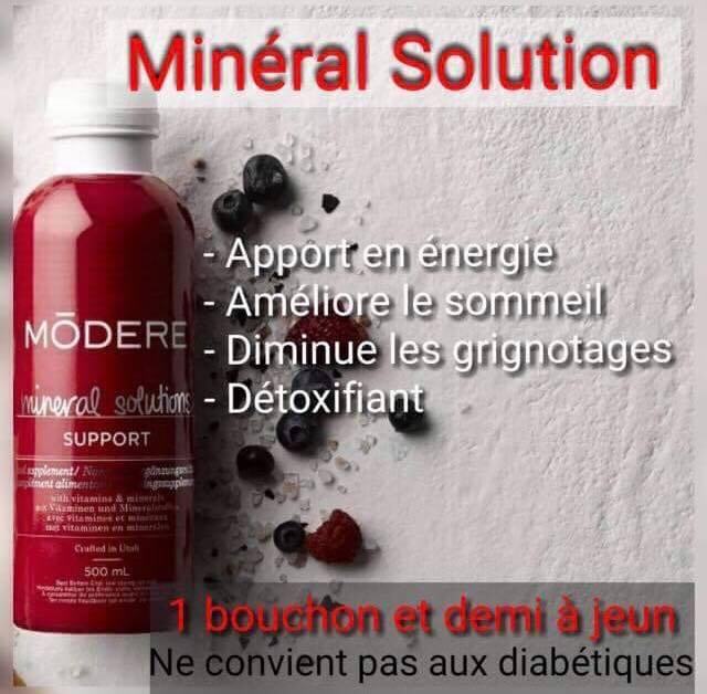 Minéral Solutions